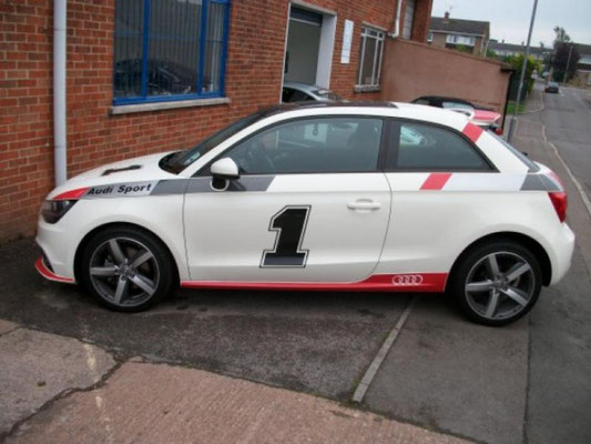 Limited Edition Audi A1 Respray | Precision Paint | Wellington | Somerset