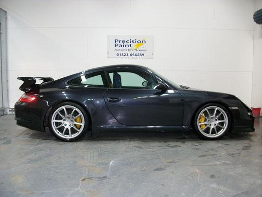 Finished Porsche | Precision Paint Wellington
