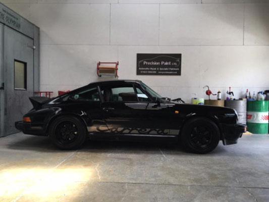 Porsche Carrera | Precision Paint | Wellington | Somerset