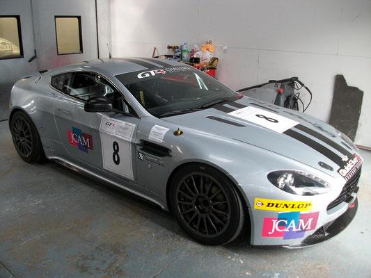 View the Aston Martin work gallery