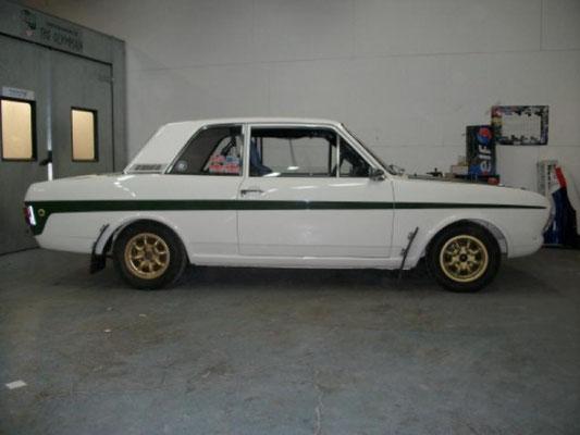 Mark 1 Lotus Ford Cortina | Respray | Precision Paint | Wellington | Somerset