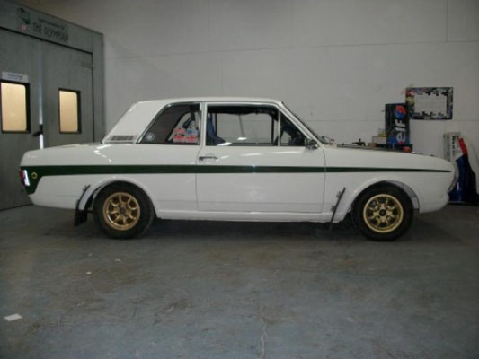 Mark 1 Lotus Ford Cortina | Respray | Precision Paint | Wellington | Somerset