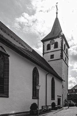 Kirche in Dornhan
