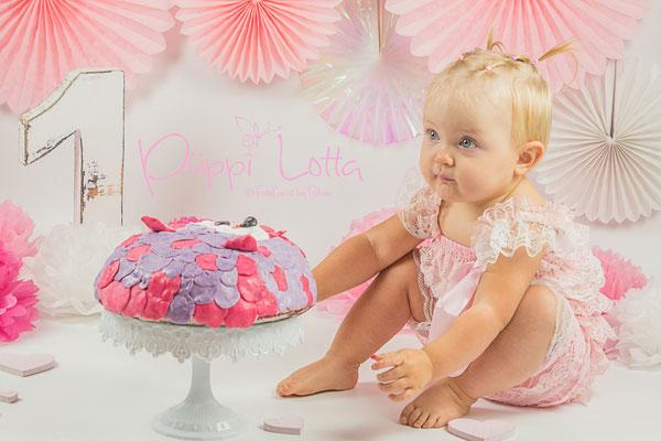 CakeSmash zum ersten Geburtstag