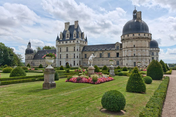 Le Champ du Pré - Bed and Breakfast in France - to visit near us : Chateau de Valencay