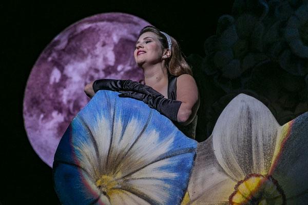 Der Vetter aus Dingsda - Julia de Weert - Landestheater Detmold - Foto: Jochen Quast