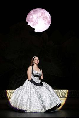 Der Vetter aus Dingsda - Julia de Weert - Landestheater Detmold - Foto: Birgit Hupfeld