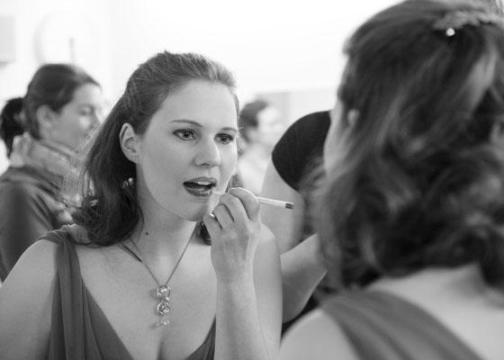 Backstage - Foto: foto-studio woias