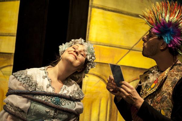 Pamina - Die kleine Zauberflöte - Landestheater Detmold - Foto: Björn Klein