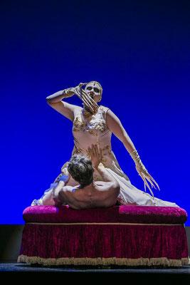 Dracula - 2. Vampir Girl - Landestheater Detmold - Foto: Jochen Quast