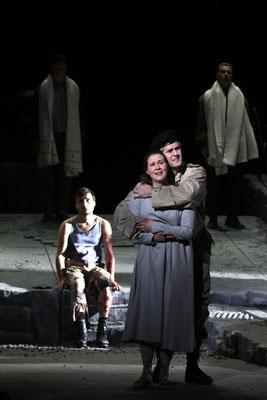 Iphis - Jephtha - Landestheater Detmold - Foto: Klaus Lefebvre