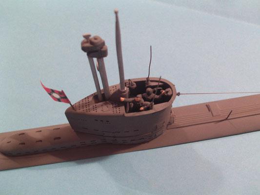 U-Boot Typ 23