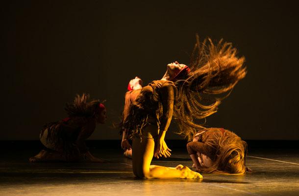 fotografia di scena danza