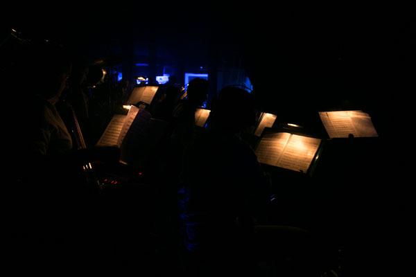 fotografia di scena orchestra