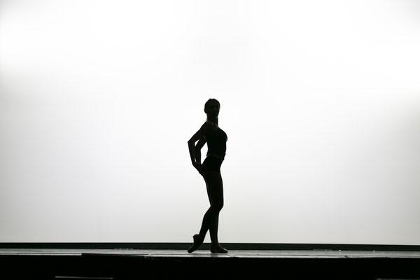 fotografia di scena danza classica