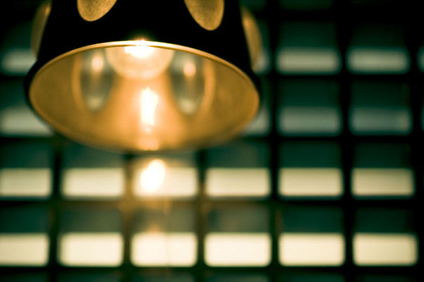 照明の当て方