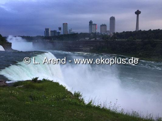 Niagarafälle - Niagara Falls
