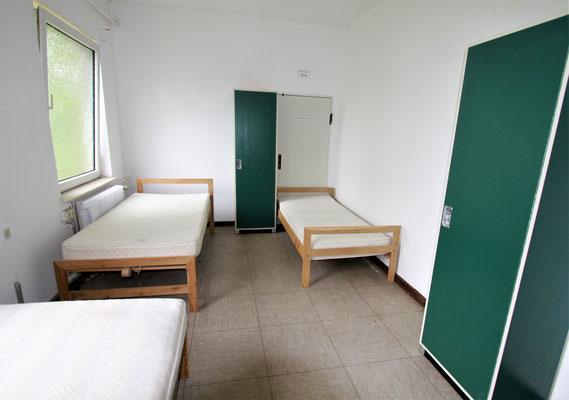 Zimmer in Borgentreich 2014. Foto: Dieter Obermeyer