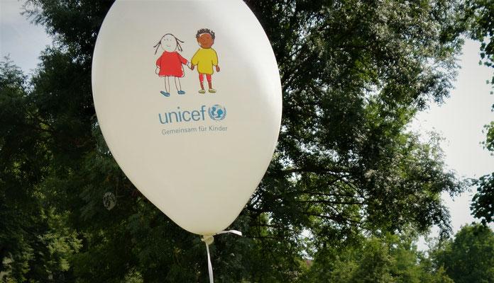 UNICEF - Gemeinsam für Kinder. Foto: Jennifer Peppler