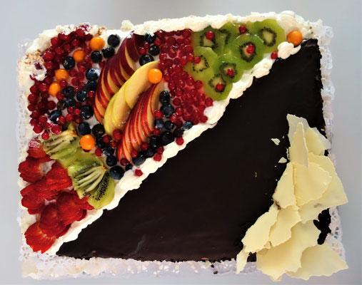 Torten-Kuchen. Foto: Jennifer Peppler