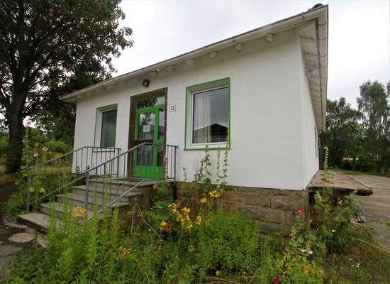 Wohnhaus Borgentreich 2014. Foto: Dieter Obermeyer