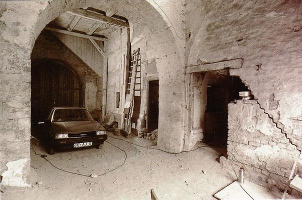 Das Kloster im Jahre 1993.