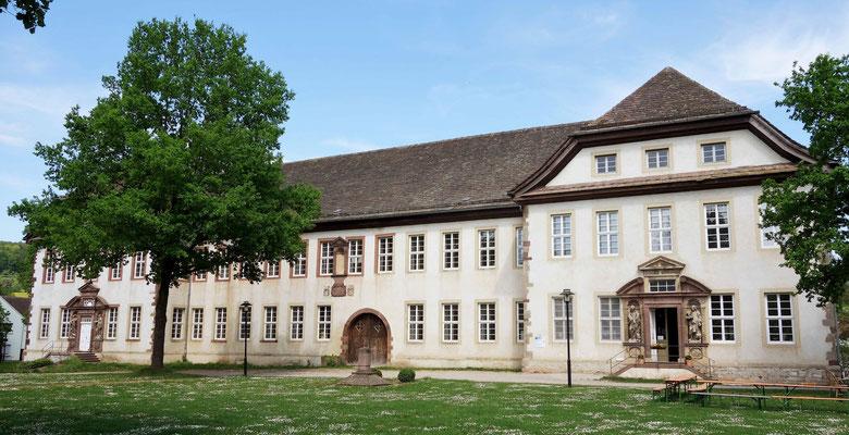 Das Koptische Kloster in Brenkhausen im Mai 2016. Foto: Jennifer Peppler