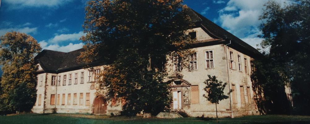 Zugemauerte Fenster 1993