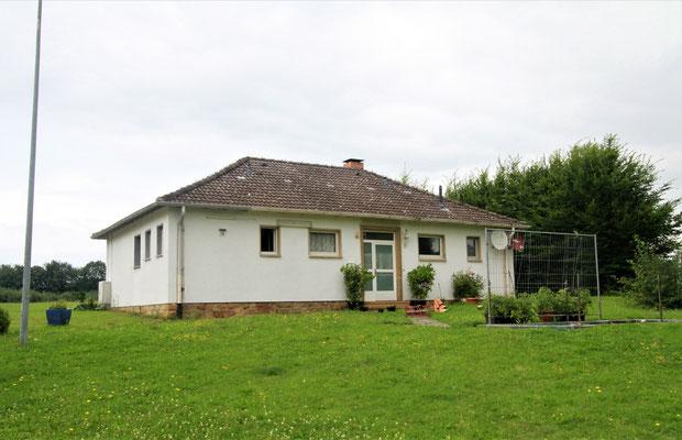 Wohnhaus in Borgentreich 2014. Foto: Dieter Obermeyer