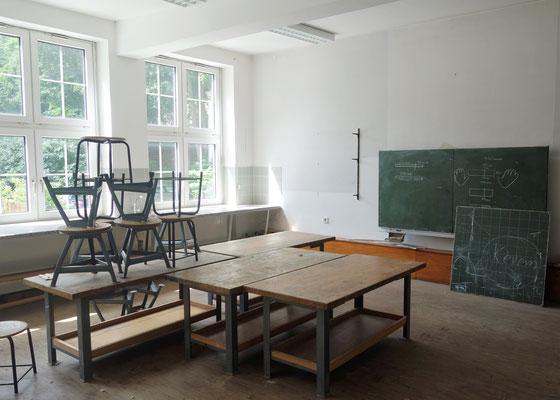 Die ehemalige Schule n Bad Grund wird zur koptischen Akademie. Foto: Daniela Rutica