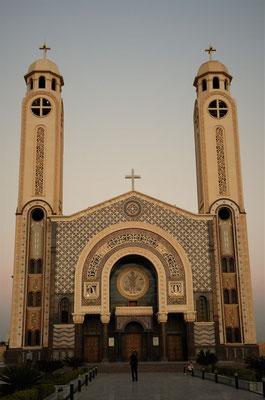 Kloster Abu Mena. Foto: Maria Hopp