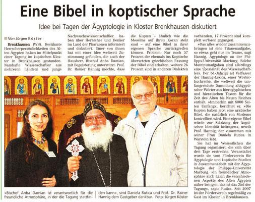 Quelle: Westfalen Blatt vom 28.07.2014, Artikel von Jürgen Köster