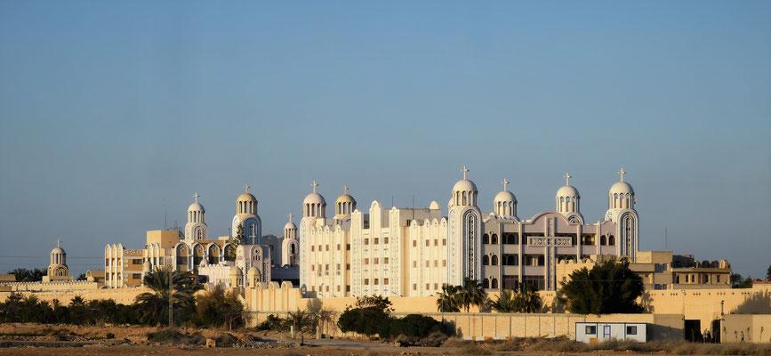 St. Mina-Kloster bei Alexandria. Foto: Maria Hopp