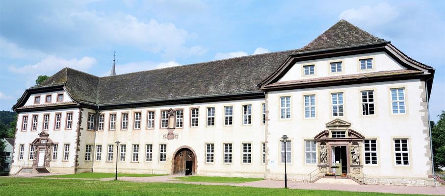 Das Koptisch-Orthodoxe Kloster in Brenkhausen 2018. Foto: Jennifer Peppler