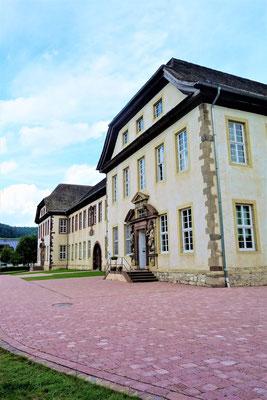 Der neue Klosterweg im Juni 2018. Foto: Jennifer Peppler