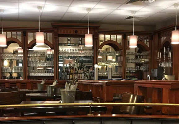 Brasserie Rendezvous. Hannover