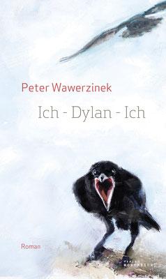 Alice Haring, Rabenvögel 2015, Verwendung als Buch-Cover