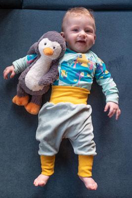 6 Monate alt
