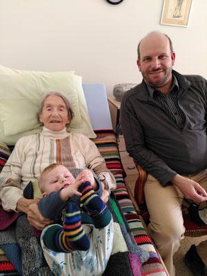 19.03.21 – Besuch bei Trudi