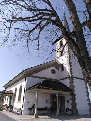 Rüschegg Kirche