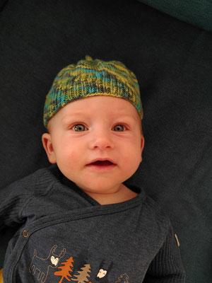 10.03.21 Käppchen von Katja, das nach der Geburt passte