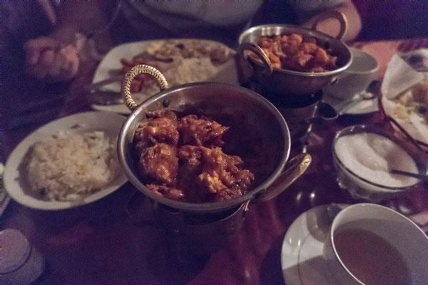 DAS kulinarische Highlight in Khorog!