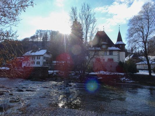 Zollhaus Flamatt