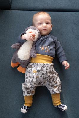 5 Monate alter Silvio