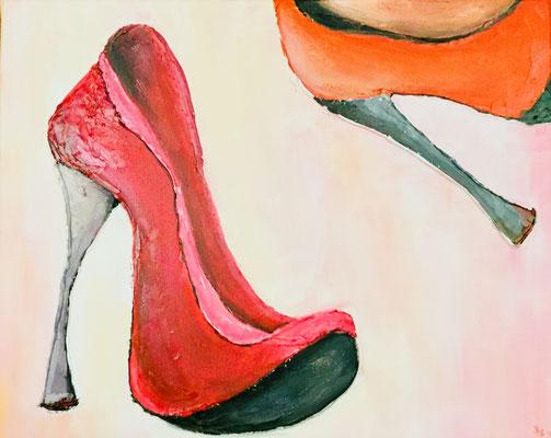 High Heels   0,50 X 0,40  198,- €