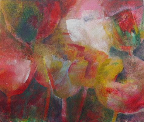 Volle Tulpen