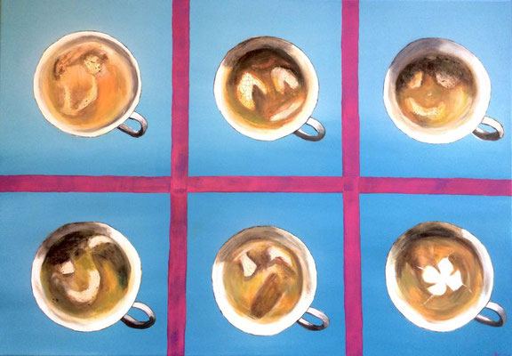 Coffee to choose   1,00 X 0,70   374,-€