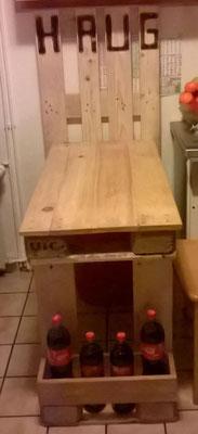 Küchentisch für eine kleine Küche mit wenig Platz