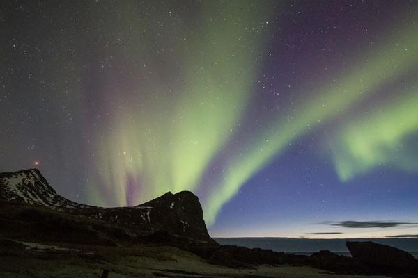 Aurora borealis 1 - Myrland