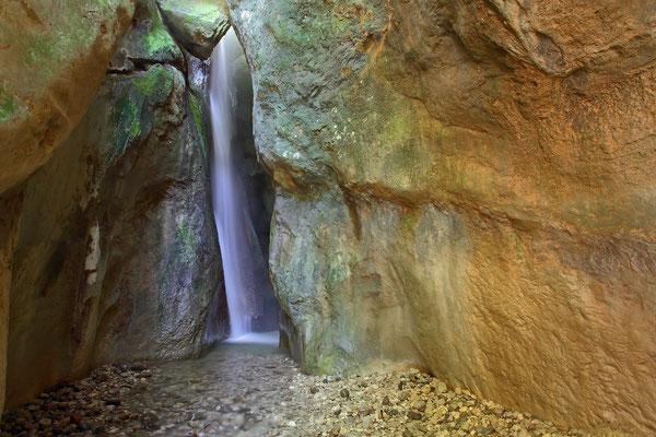 Rio Sallagoni, Gardasee-Gebiet, Italien